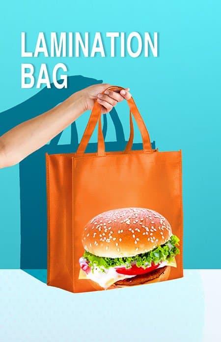 laminated bag printing kl
