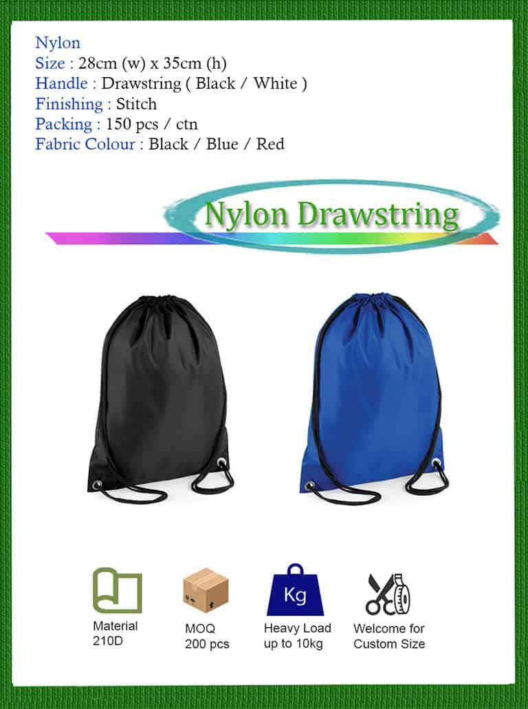 nylon bag printing in KL