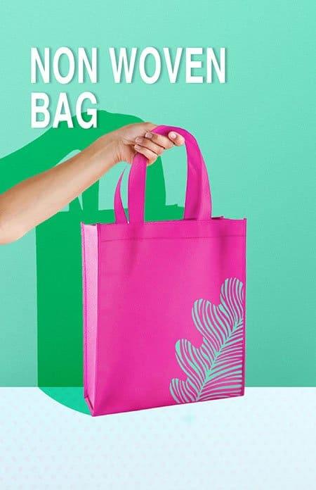 non woven bag printing kl