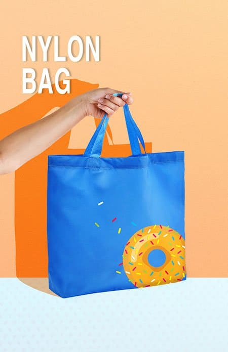 nylon bag printing kl